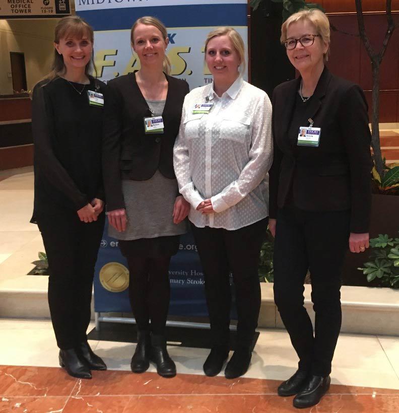 Plastic surgeons and nurses from Aarhus University Hospital