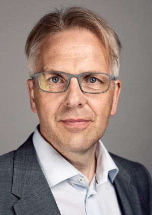 Chief Executive Officer Poul Blaabjerg